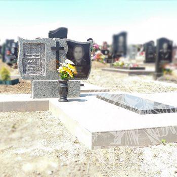 Вазон для Цветов на кладбище