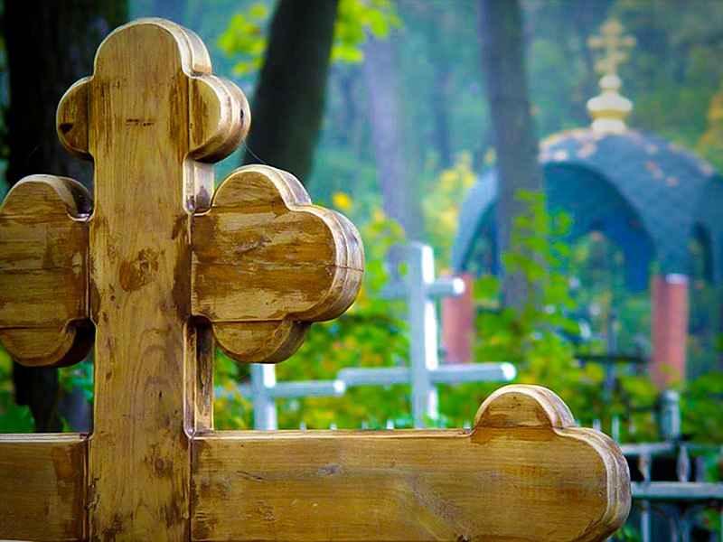 намогильный крест
