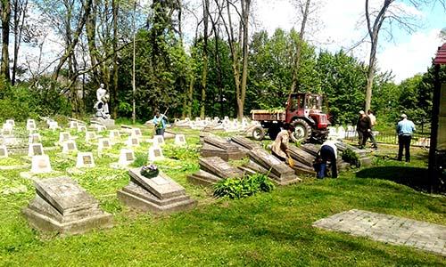 Про підготовку міських кладовищ до проведення Дня пам'яті