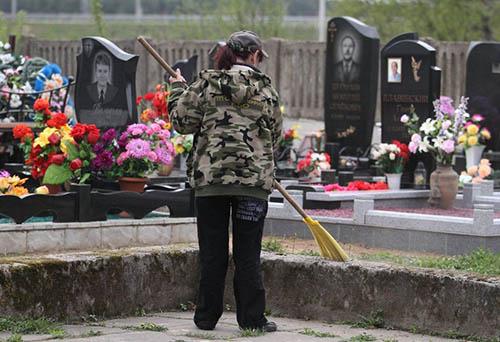 Порядок содержания кладбищ и других мест захоронений